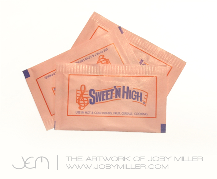 Sweet n High - Photoshop Parody Products - Joby Miller