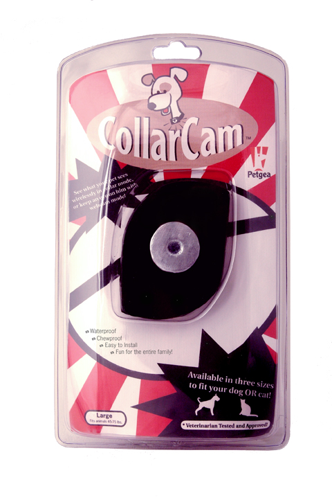 CollarCam Package Design - Student ADDY Award Winner