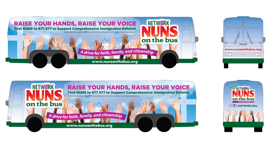 Nuns on the Bus 2013