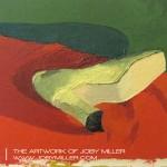 Untitled Shoe Oil on Panel Study-JobyMiller