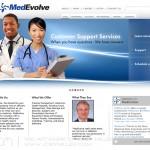 Medevolve Website - Joby Miller