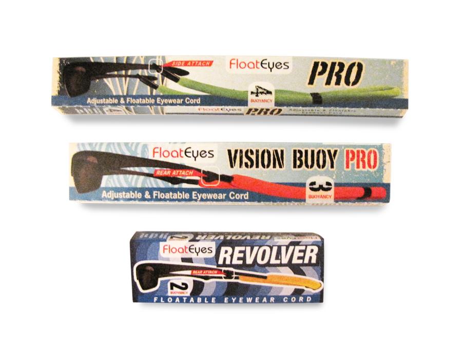 Floateyes - Floating Eyewear Cord Packaging